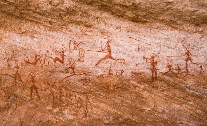 Arte da pré-história