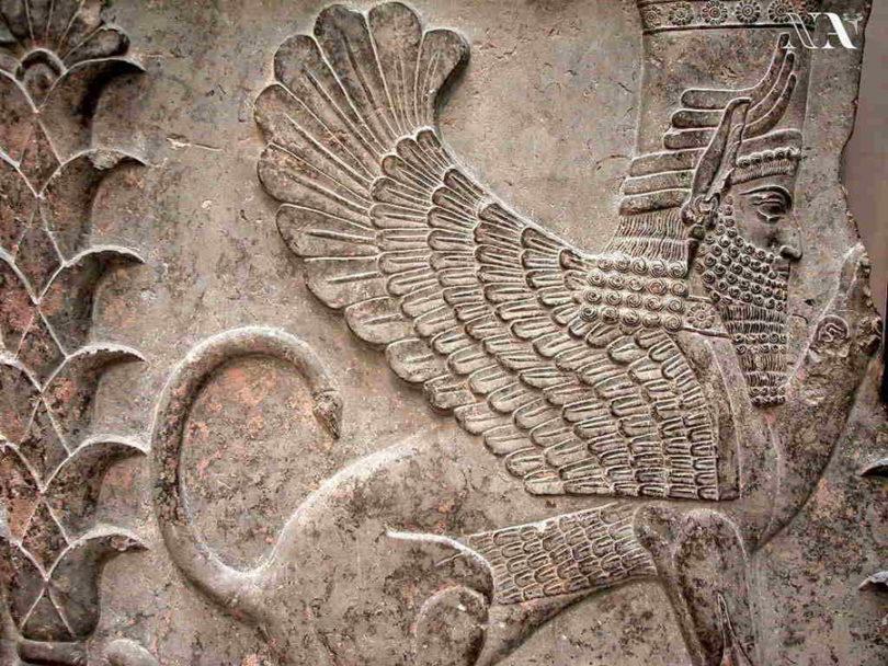 Arte mesopotâmica