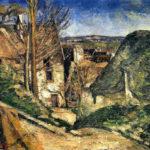 A Casa do Enforcado, de Paul Cézanne