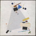 Dynamic Suprematism 1915 or 1916 by Kazimir Malevich 1879-1935